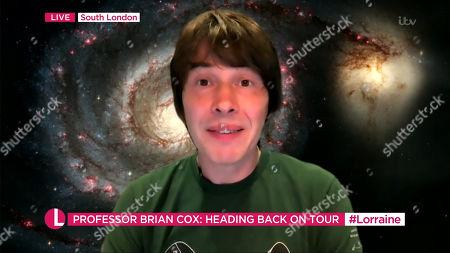 Stock Image of Brian Cox
