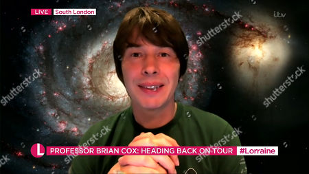 Editorial picture of 'Lorraine' TV Show, London, UK - 18 Dec 2020