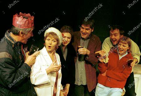 Edward Peel, Julian Kerridge,  Helen Gardiner