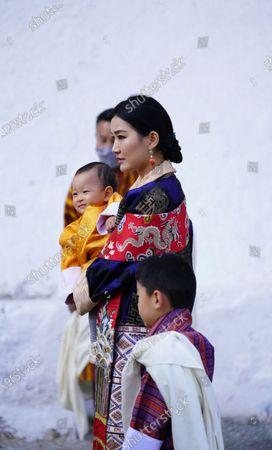 Editorial picture of Bhutan Royals - 17 Dec 2020