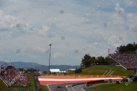 Dieter Quester (AUT) Surtees TS16 in the Legends Display. Formula One World Championship, Rd8, Austrian Grand Prix, Race, Spielberg, Austria, Sunday 22 June 2014.