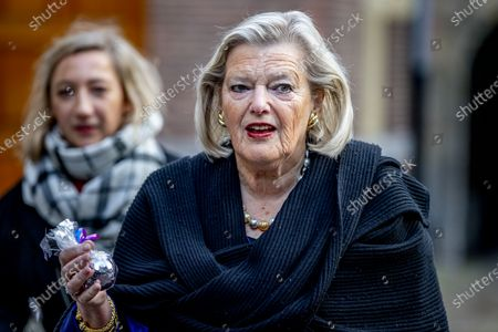 Stock Picture of Ankie Broekers-Knol Secretary of State for Justice and Security