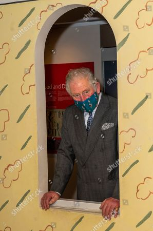 Prince Charles visited the Corinium Museum and viewed their interactive galleries depicting the story of the life in the Cotswolds from 40,000 years ago, right up to the early Corinium era (early Roman times) including Bronze Age and Iron Age artefacts. HRH toured the new 'Stone Age to Corinium Gallery' and saw some of their key exhibits and some newly acquired pieces. During the visit, HRH met staff and volunteers
