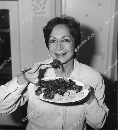 Chef Claudia Roden
