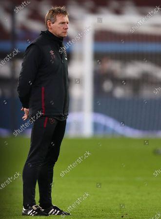 First Team Coach of West Ham United, Stuart Pearce