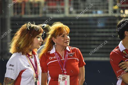 Editorial image of Formula 1, Formula One World Championship, Singapore Street Circuit, Singapore - 21 Sep 2014