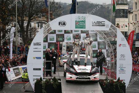 Editorial photo of WRC, FIA World Rally Championship - 16 Nov 2014