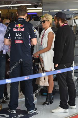 Editorial picture of Formula 1, Formula One World Championship, Circuit of the Americas, United States of America - 01 Nov 2014