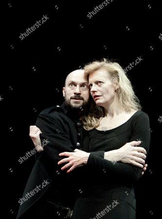 'Macbeth' - Will Keen (Macbeth), Anastasia Hille (Lady Macbeth)