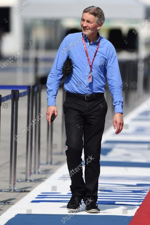 Tony Jardine (GBR) at Formula One World Championship, Rd2, Malaysian Grand Prix, Preparations, Sepang, Malaysia, Thursday 26 March 2015.
