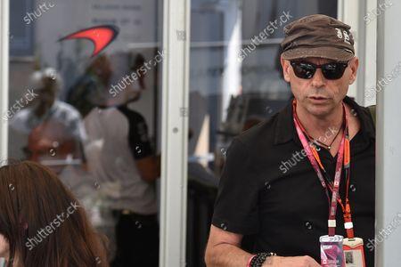 Guy Laliberte (CDN) Cirque de Soleil at Formula One World Championship, Rd7, Canadian Grand Prix, Qualifying, Montreal, Canada, Saturday 6 June 2015.