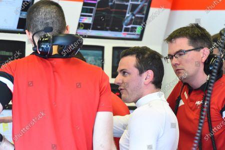 Fabio Leimer (SuI) Manor GP at Formula One World Championship, Rd10, Hungarian Grand Prix, Practice, Hungaroring, Hungary, Friday 24 July 2015.