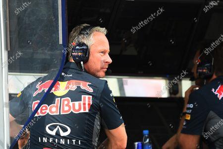 Martin Whitmarsh (GBR) at Formula One World Championship, Rd12, Italian Grand Prix, Practice, Monza, Italy, Friday 4  September 2015.