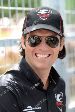 Jay Penske, Owner and President of Dragon Racing at Formula E Championship, Rd11, London, England, 28 June 2015.