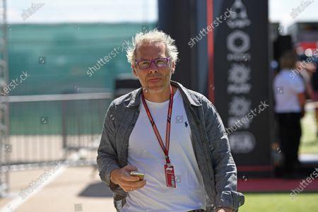 Jacques Villeneuve (CDN) Sky Italia