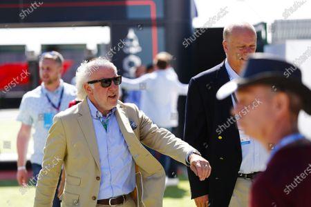Editorial picture of Formula 1, British GP, Silverstone, United Kingdom - 08 Jul 2018