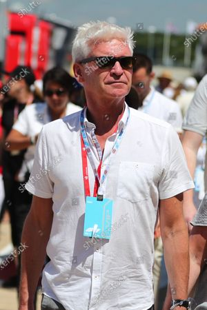 Stock Picture of Philip Schofield (GBR) in the paddock