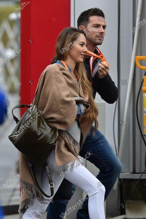 Jessica Michibata (JPN) Wife of Jenson Button (GBR) McLaren at Formula One World Championship, Rd14, Japanese Grand Prix, Preparations, Suzuka, Japan, Thursday 24 September 2015.