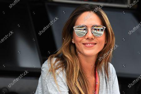Jessica Michibata (JPN) Wife of Jenson Button (GBR) McLaren at Formula One World Championship, Rd12, Italian Grand Prix, Preparations, Monza, Italy, Thursday 3 September 2015. BEST IMAGE
