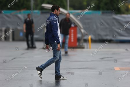Adrian Sutil (GER) Williams Reserve driver  at Formula One World Championship, Rd14, Japanese Grand Prix, Practice, Suzuka, Japan, Friday 25 September 2015.