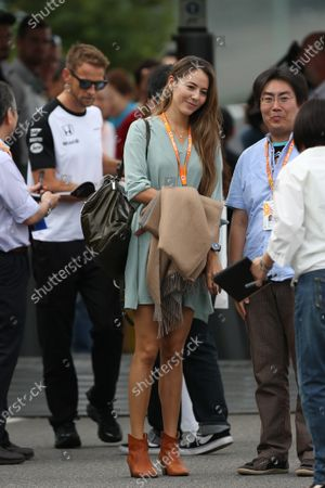 Editorial photo of Super GT, Formula One World Championship, Suzuka, Japan - 27 Sep 2015