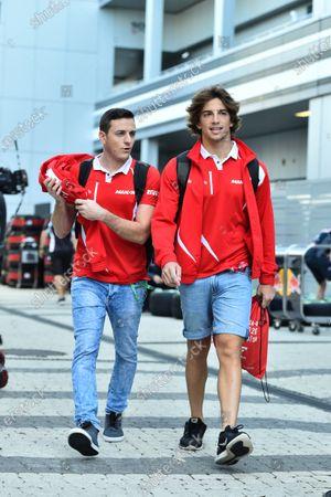Editorial photo of FIA F2, Formula One World Championship, Sochi Autodrom, Russian Federation - 08 Oct 2015