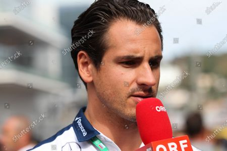 Editorial picture of FIA F2, Formula One World Championship, Sochi Autodrom, Russian Federation - 11 Oct 2015