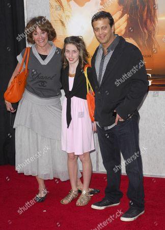Aaron Zigman and family