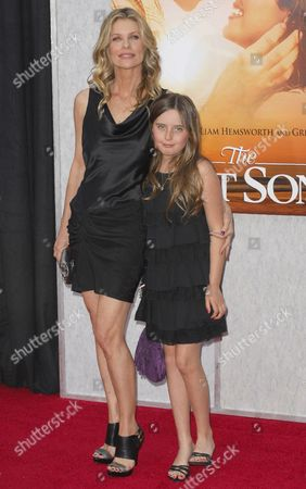 Editorial picture of 'The Last Song' film premiere, Los Angeles, America - 26 Mar 2010