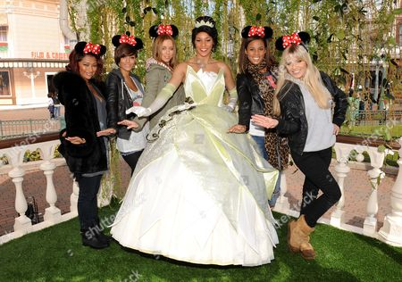 Editorial picture of New Generation Festival at Disneyland Paris, France - 27 Mar 2010
