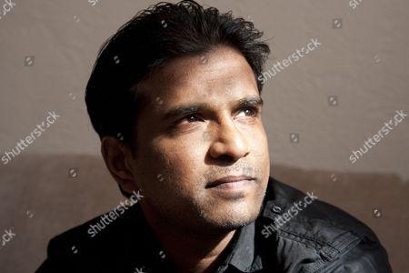 Editorial photo of Sri Lankan hunger striker Parameswaran Subramaniyan accused of eating McDonald's burgers, London, Britain - 28 Mar 2010