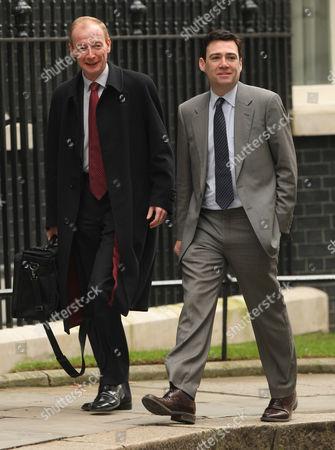 Pat McFadden and Andy Burnham