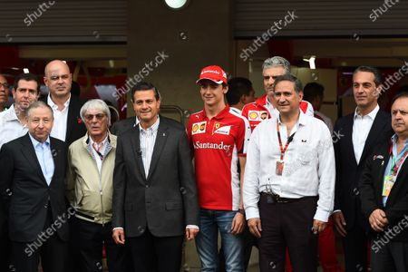 Editorial picture of Formula One World Championship - 29 Oct 2015