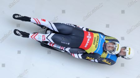Editorial image of Luge World Cup Winterberg, Germany - 23 Feb 2020