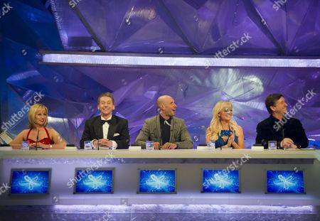 Judges: Karen Barber, Nicky Slater, Jason Gardiner, Emma Bunton, Robin Cousins.
