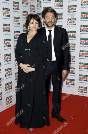 Stock Photo of Georgia MacKenzie and guest