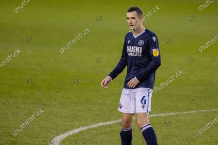 Shaun Williams #6 of Millwall