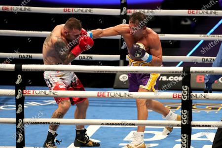Editorial picture of Boxing at Seminole Hard Rock Hotel and Casino in Hollywood, Florida, USA - 18 Dec 2020