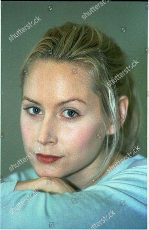 Actress Megan Dodds.