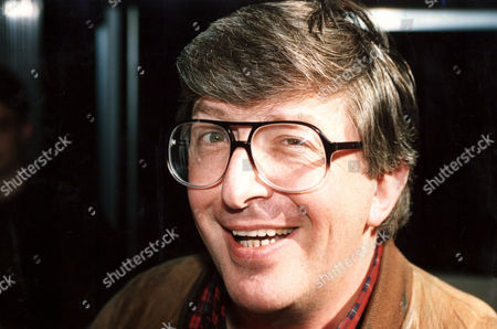 Simon Bates. Television Presenter And Radio Disc Jockey
