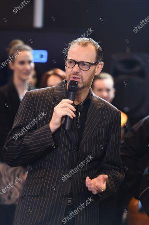 Lawrence Tomlinson (GBR) Ginetta Cars Chairman at Autosport International Show, NEC, Birmingham, England, 14-17 January 2016.