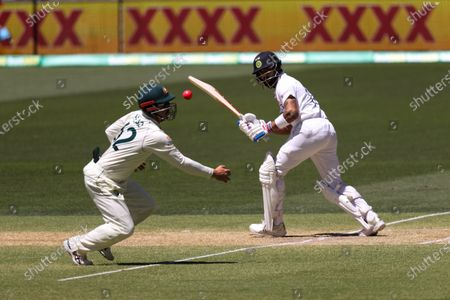 Editorial picture of Australia v India, Test Match, Cricket, Adelaide Oval, Adelaide, Australia - 19 Dec 2020