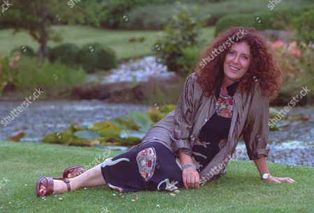 Anita Roddick Founder Of The Body Shop Empire For Feature By Mary Riddell.