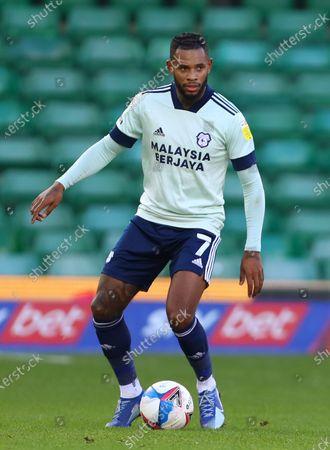 Leandro Bacuna of Cardiff City