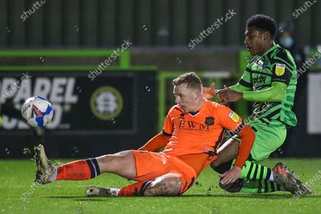Editorial picture of Forest Green Rovers v Carlisle United, EFL Sky Bet League 2 - 19 Dec 2020