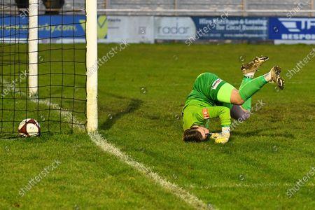Editorial picture of Mickleover v Radcliffe Borough, Northerm Premier League - 19 Dec 2020