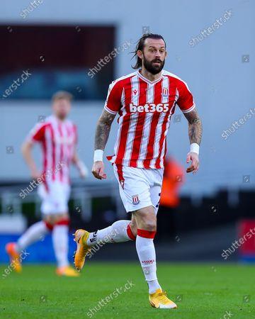Steven Fletcher of Stoke City