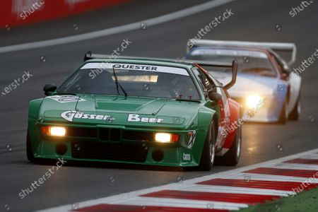 Dieter Quester, at the BMW Procar Legends Parade at Formula One World Championship, Rd9, Austrian Grand Prix, Qualifying, Spielberg, Austria, Saturday 2 July 2016.