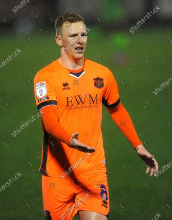 Editorial image of Forest Green Rovers v Carlisle United, UK - 19 Dec 2020