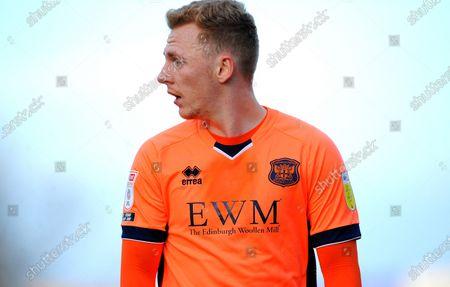 Stock Image of Callum Guy of Carlisle United- Mandatory by-line: Nizaam Jones/JMP